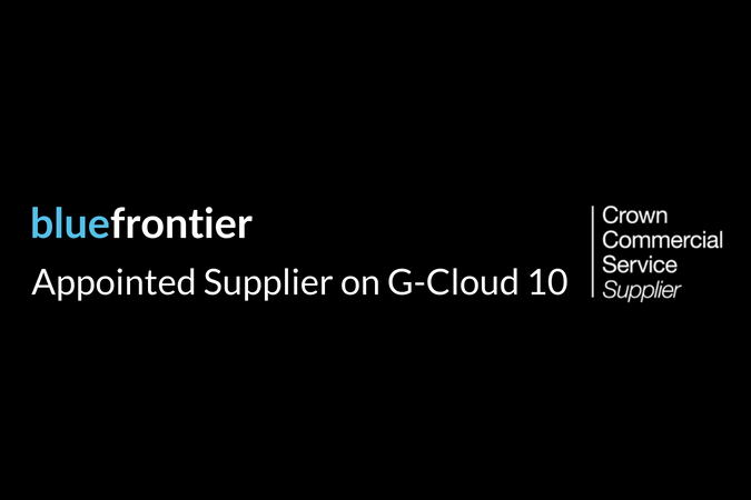 Appointed Supplier on G-Cloud 10