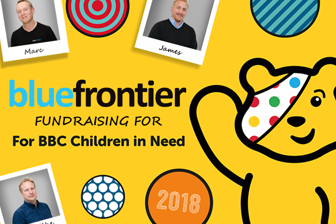Children in Need Fundraiser