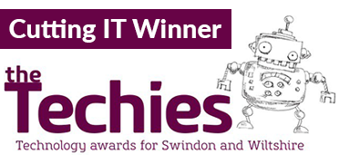 Cutting IT Award Winner - The Techie Awards 2018