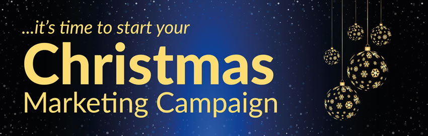 Start Preparing Your Christmas Marketing Campaign