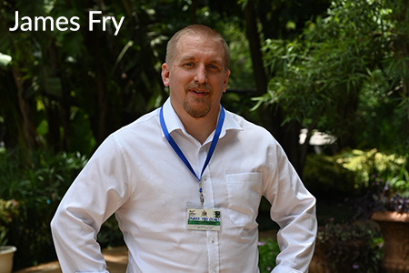 James Fry - Managing Director at Blue Frontier