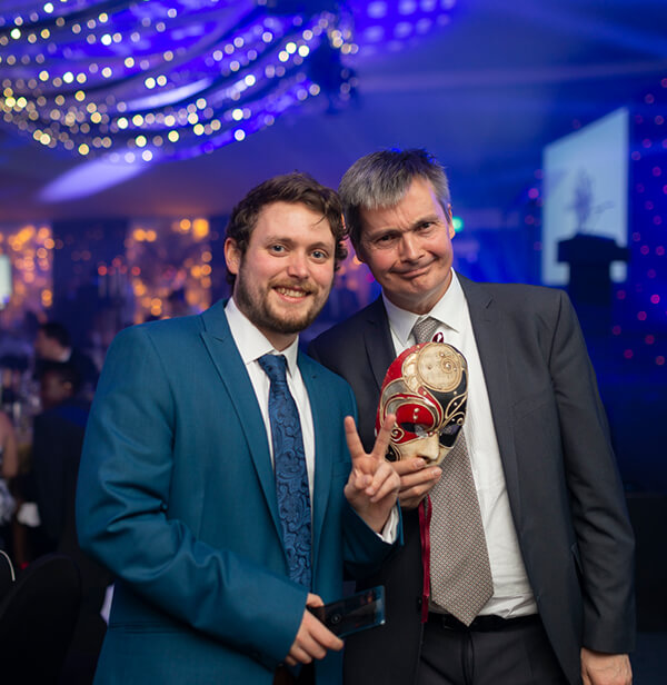 Joe-and-Nick-at-the-Wirehive-Awards-2019