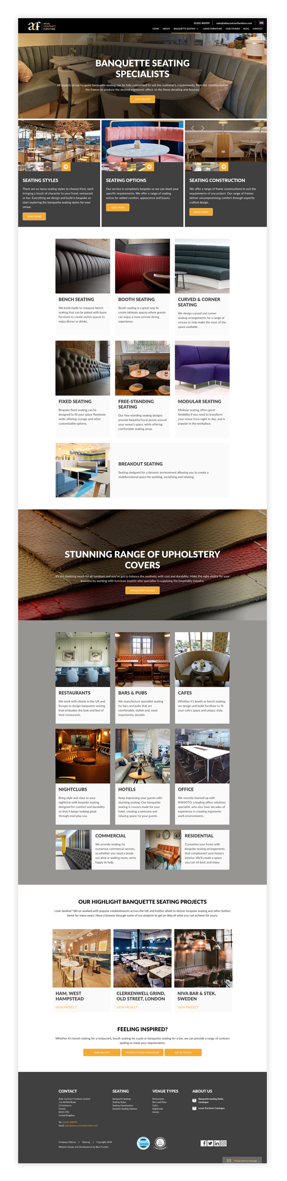 Atlas Responsive Web Design