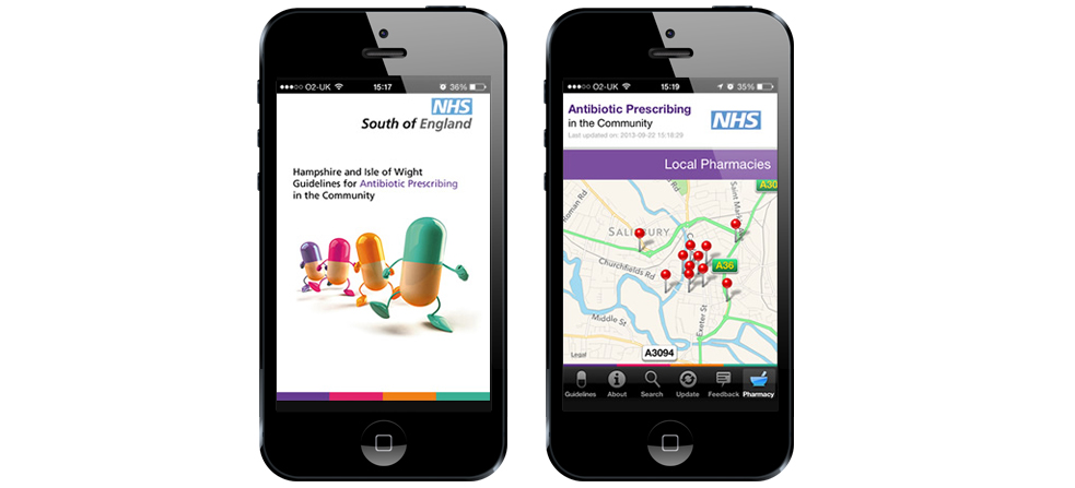 NHS Mobile App Development