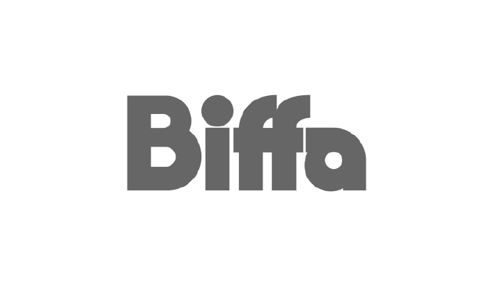 Biffa logo - Web & Development
