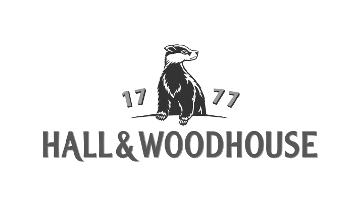 Hall & Woodhouse logo - Website Design Service