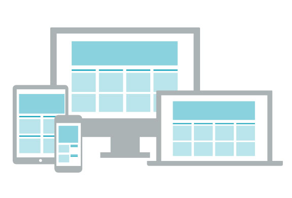 Responsive web design that looks great on all devices...