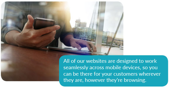 Why Choose Blue Frontier to Build Your Website?