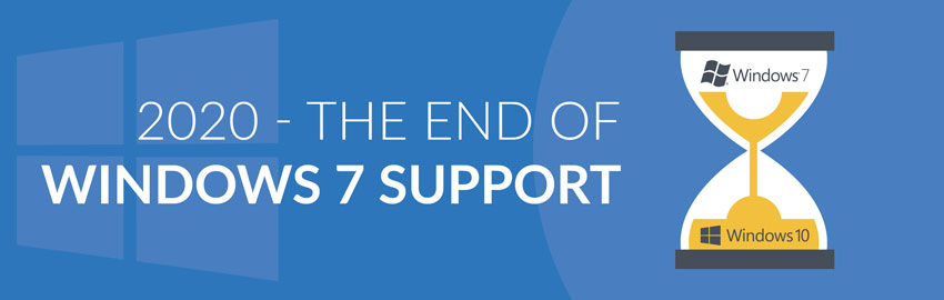 2020 – The End of Windows 7 Support