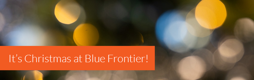 Festive Fun at Blue Frontier