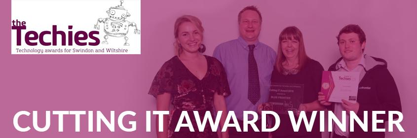 Techie Award Winners