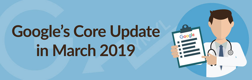 Google's Core Update in March 2019