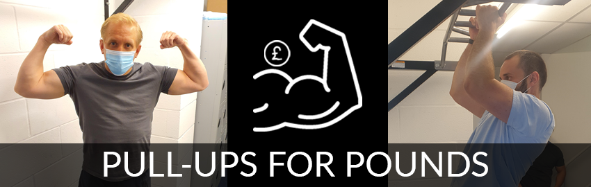 Pull-Ups for Pounds