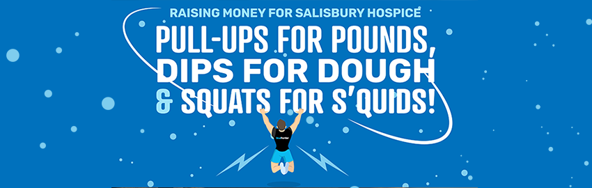 Pull-ups for Pounds Dips for Dough and Squats for S-Quids!