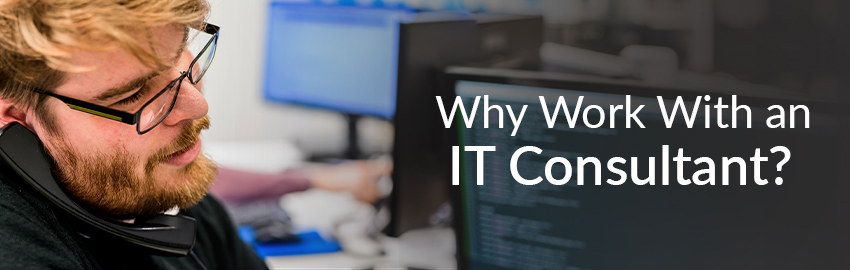 How Consulting an IT Expert Can Help You Grow Your Business