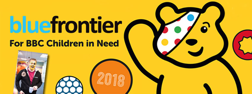 Blue Frontier Does Children in Need