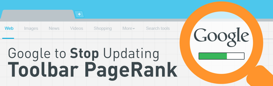 Google to Stop Updating Toolbar PageRank