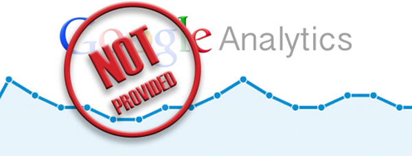 Not Provided in Google Analytics