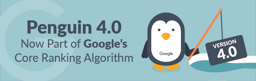 Penguin 4.0 Has Begun Rolling out & Now Makes up Part of the Core Search Algorithm