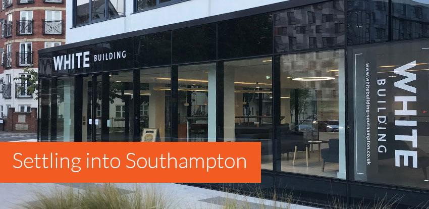 Settling into Southampton