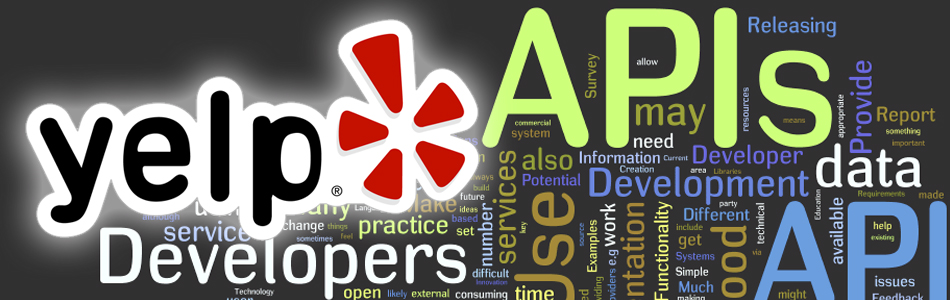 Yelp Open Up Their API to Developers